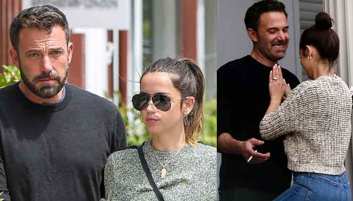Are Ben Affleck and Ana De Armas Engaged?