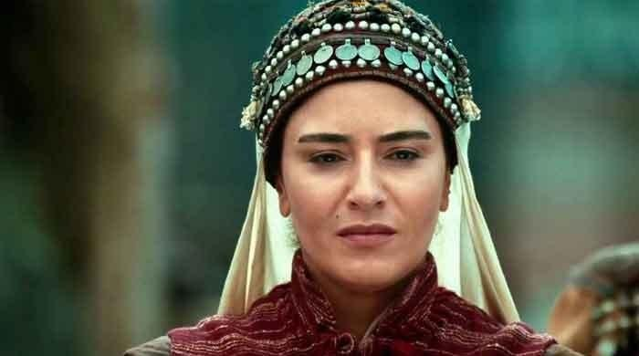 Dirilis: Ertugrul:  Banu Çiçek stuns in new Instagram post