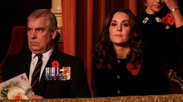 Kate Middleton snags away royal role from 'disgraced' Prince Andrew