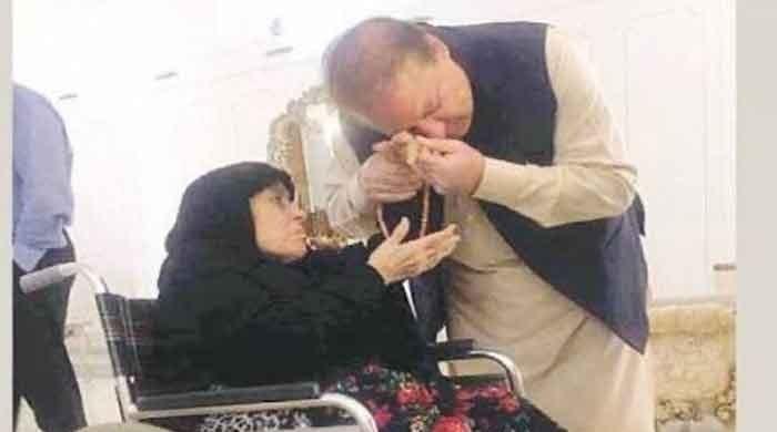 Nawaz Sharif's mother Begum Shamim Akhtar died in London