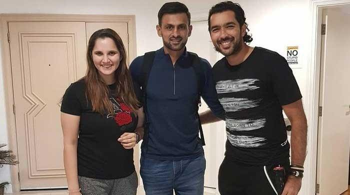 Sania Mirza donated her racket to Aisam-ul-Haq's charity 'Hunger Against the Stars'