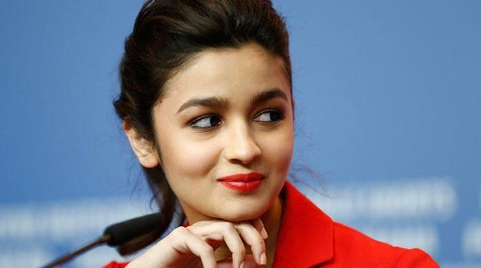 Alia Bhatt shares adorable snap with her furry 'muse'