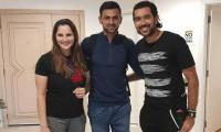 Sania Mirza donates her racquet to Aisam-ul-Haq's charity 'Stars Against Hunger'