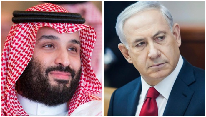 Saudi Arabia breaks silence on alleged meeting between Netanyahu, Saudi Crown Prince thumbnail