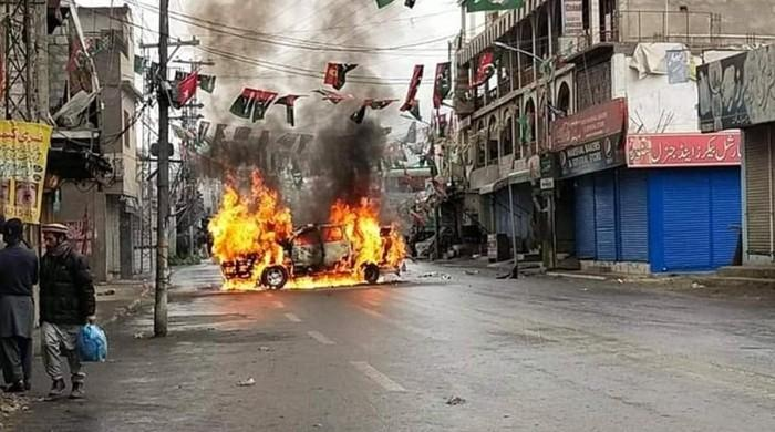 PPP workers clash with police in Gilgit-Baltistan after protesting election results