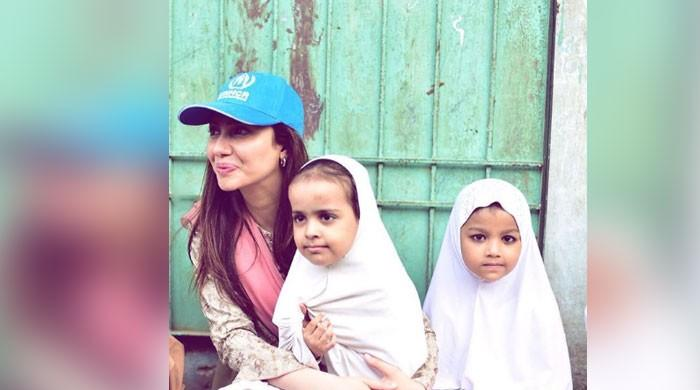 They need peace to fulfill their dreams: Mahira Khan on Afghan refugees