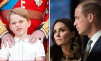 Kate Middleton kept one huge secret from Prince George for the longest time