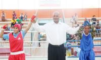 Karachi Women Boxing Championship: 15 bouts held on first day