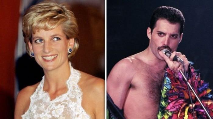 Inside Princess Dianas gay bar night out with Freddie Mercury - The News International