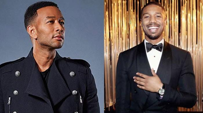 John Legend 'elated seeing Michael B. Jordan crowned the next 'Sexiest Man Alive - The News International