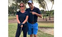 Here's what Shaniera Akram has to say about couples and golf