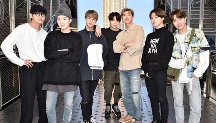K-pop Sensation BTS: 'We Hope to Visit India in the Future'