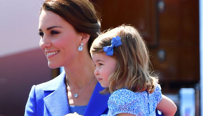 Kate Middleton stresses importance of child-rearing in 'early years'