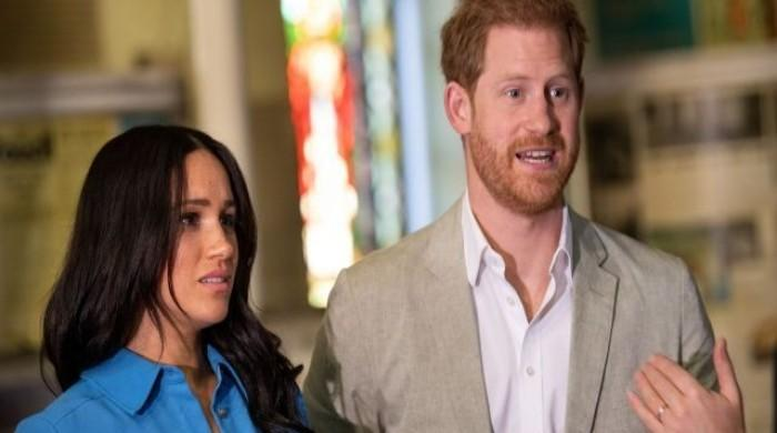Buckingham Palace reacts to Prince Harry and Meghan Markle miscarriage news