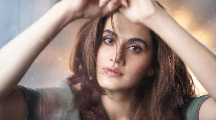Taapsee Pannu hits out at troll calling her a 'faltu heroine'