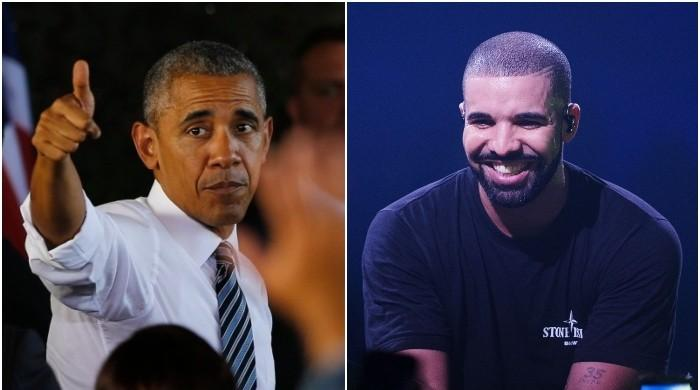 Barack Obama gives a nod of approval to Drake essaying his role in a biopic