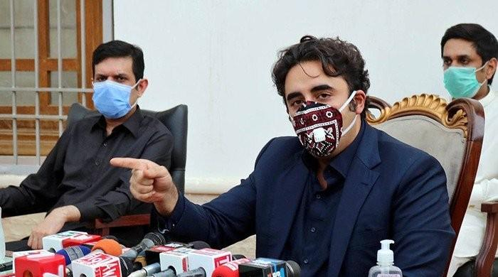 PPP chairman Bilawal is testing positive for the corona virus