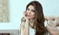 Why did Ayesha Omar tear up in an interview?