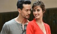 Disha Patani finds a perfect way to impress boyfriend Tiger Shroff: WATCH