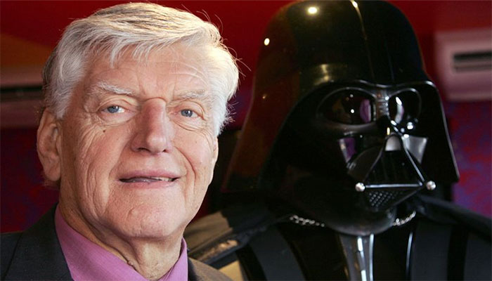 David Prowse, actor who played Darth Vader, dead at 85