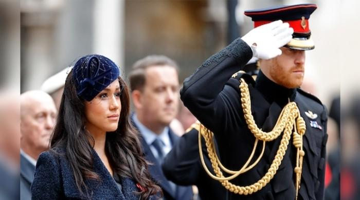 Prince Harry, Meghan Markle ordered to bear consequences of Megxit ami... image