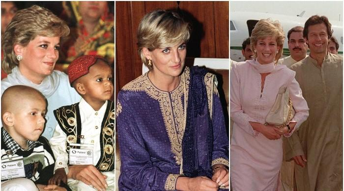 Why did Princess Diana have a strong connection with Pakistan? - The News International