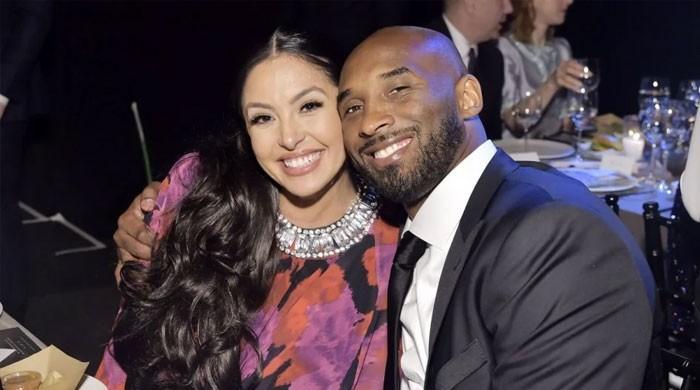 Vanessa Bryant remembers late husband Kobe Bryant in touching post - The News International