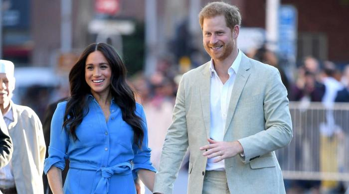Prince Philip told Prince Harry not to date actresses prior to Meghan Markle - The News International