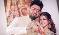 Iqra Aziz pens romantic note for Yasir Hussain on his birthday
