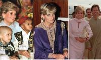 Why did Princess Diana have a strong connection with Pakistan?