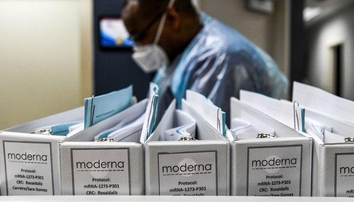 Moderna's COVID-19 vaccine indicates 94.1% efficacy against virus, 100% in severe cases thumbnail