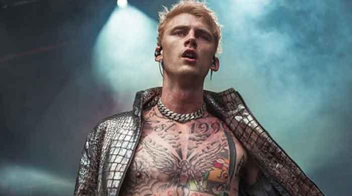 Machine Gun Kelly blames his failure on beef with Eminem