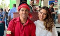 Varun Dhawan, Sara Ali Khan become a laughing stock for 'overacting' in 'Coolie No 1'