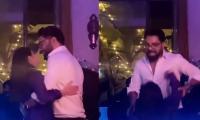 Yasir Hussain, Iqra Aziz dance video on Bollywood song goes viral