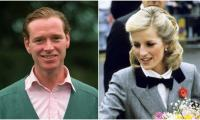 Who is Princess Diana's former lover Major James Hewitt?