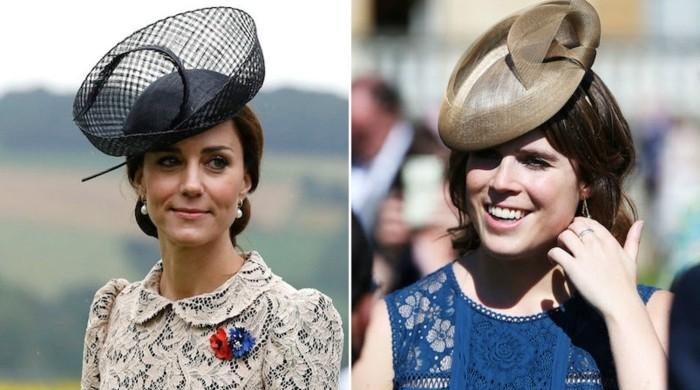 Princess Eugenie gives subtle nod to Kate Middleton's choice of maternity clothes