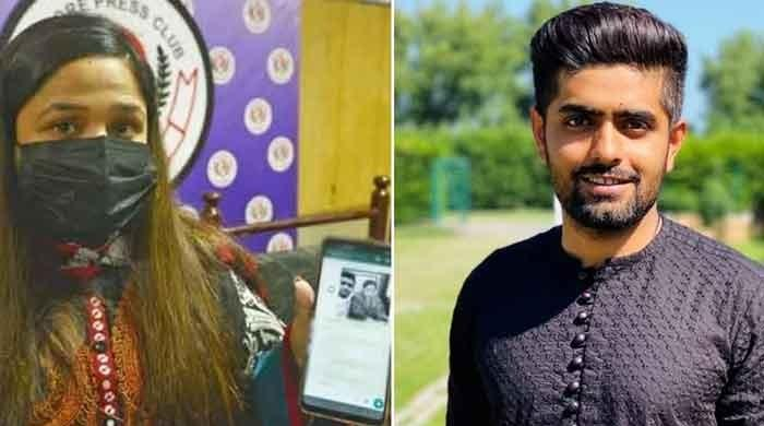Babar Azam's family stopped harassing a woman on charges of rape