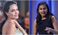 Angelina Jolie heaps praises on TIME's 'kid of the year' Gitanjali Rao