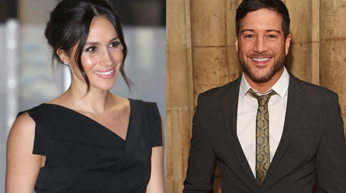 Matt Cardle swapped messages with Meghan Markle about going on a date