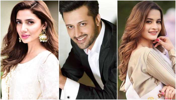 Forbes names Mahira Khan, Atif Aslam, Aiman Khan in 100 Digital Stars list