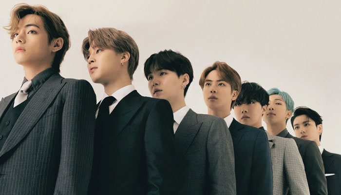 BTS named entertainer of the year by Time magazine