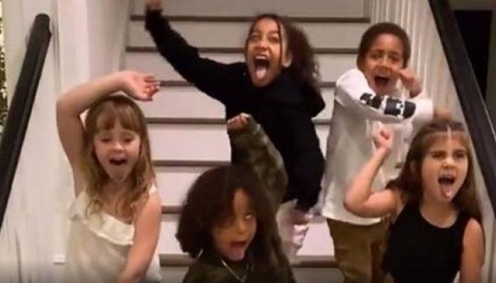 Kardashians spark major backlash over TikTok video of their children