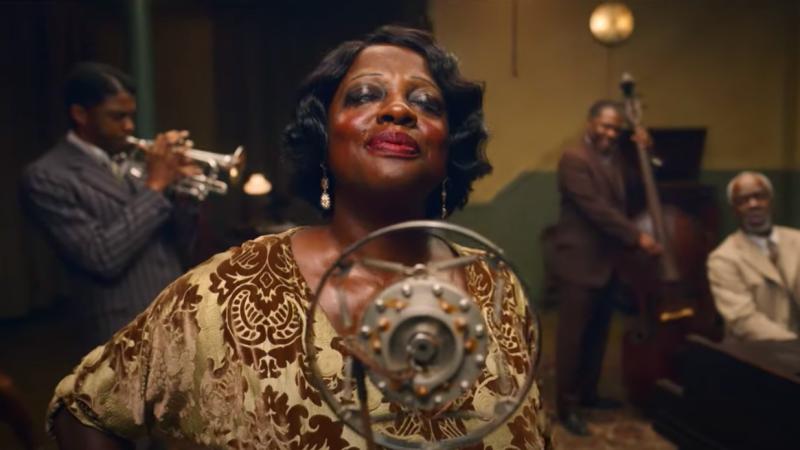 Viola Davis opens up about working on breakthrough Black movie 'Ma Rainey'