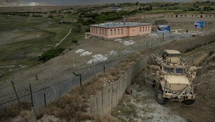 Militants attack US-NATO base in Afghanistan