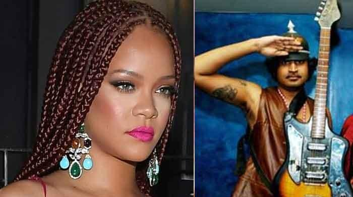 Rihanna sued by musicians King Khan and Saba Lou over Fenty video