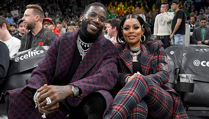 Gucci Mane and Keyshia Ka'oir Welcome Baby Boy Ice