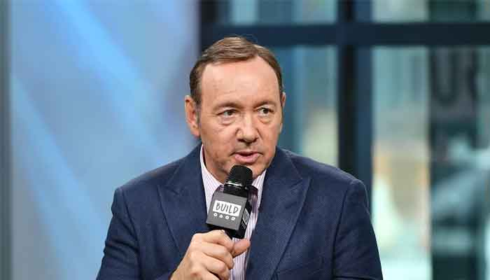 Kevin Spacey offers up hope for struggling followers in Christmas Eve message