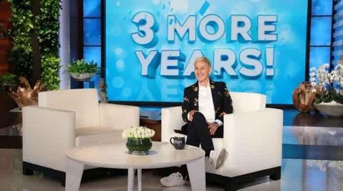 Ellen DeGeneres eats lunch with friends after recovering from coronavirus