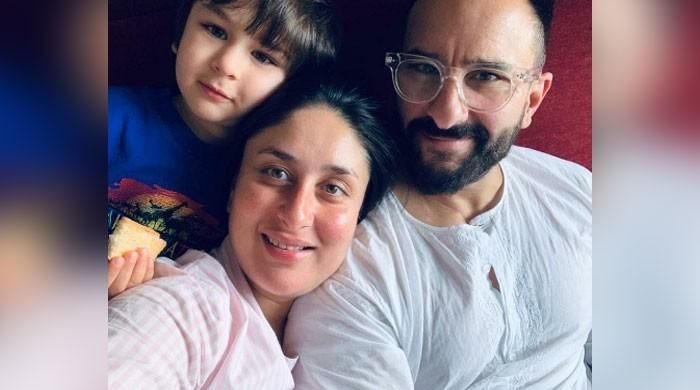 Kareena Kapoor thanks 'loves of her life' as 2020 draws to an end