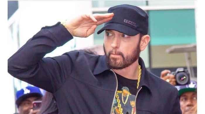 Eminem extols his favourite rapper in latest interview